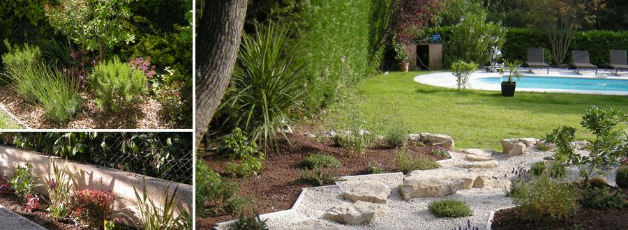 Creapaysages architecte paysagiste jardinier conception mise en place et entretien pour for Image jardin paysagiste
